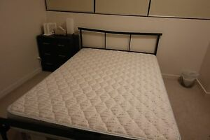 Queen bed + mattress Bowen Hills Brisbane North East Preview