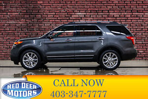 2015 Ford Explorer 2015 Ford Explorer AWD XLT Leather Roof Nav