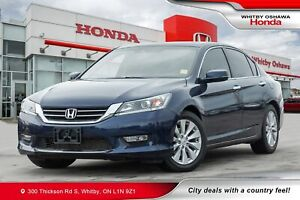 2013 Honda Accord EX-L V6 (A6) | Heated Seats, Power Moonroof, R