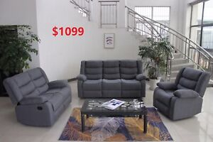 Summer sale is on!399 for sectional sofa only!