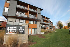 Stunning two bedroom apartment at 32 Arkell Rd - January 1st