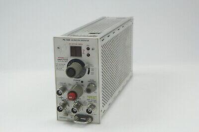 Tektronix Pg506 Calibration Generator Pg 506