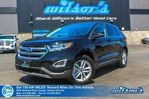 2018 Ford Edge SEL AWD - Leather, Navigation, Sunroof, Remote St