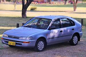 1998 Toyota Corolla Seca Hatch, 4Cyl, AUTO, 174000 km only CHEAP Carlisle Victoria Park Area Preview