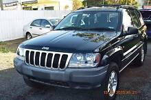 2003 Jeep Grand Cherokee Wagon Turbo Diesel Moorabbin Kingston Area Preview