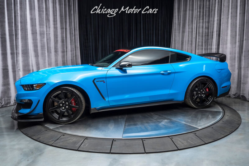 Image 1 Voiture Américaine d'occasion Ford Mustang 2017