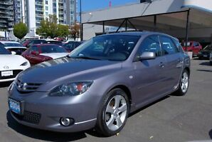 2004 Mazda 3 GT GT - ONE OWNER,  LOCAL