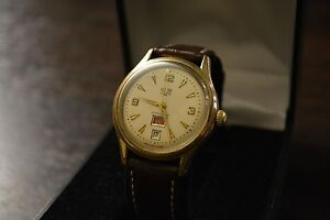 GUB Glashutte beautifull collectable german wrist watch - <span itemprop=availableAtOrFrom>Piechowice, Polska</span> - GUB Glashutte beautifull collectable german wrist watch - Piechowice, Polska