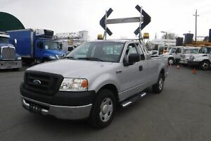 2008 Ford F-150 XL Regular Cab Long Box 2WD Traffic Control Truc