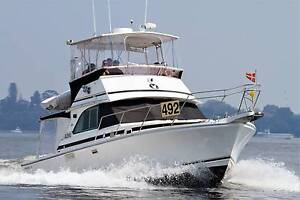 Bertram 35 Flybridge *** DUAL STATION CRUISER *** $129500 *** Mandurah Mandurah Area Preview
