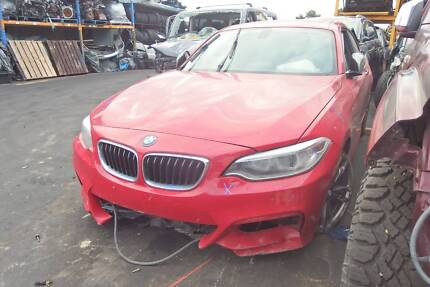 Damaged BMW M 235i MSport Interior Mag Brakes Engine Turbo Wheel Revesby Bankstown Area Preview