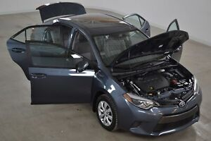2016 Toyota Corolla LE Bluetooth*Sieges Chauffants*Camera Recul*