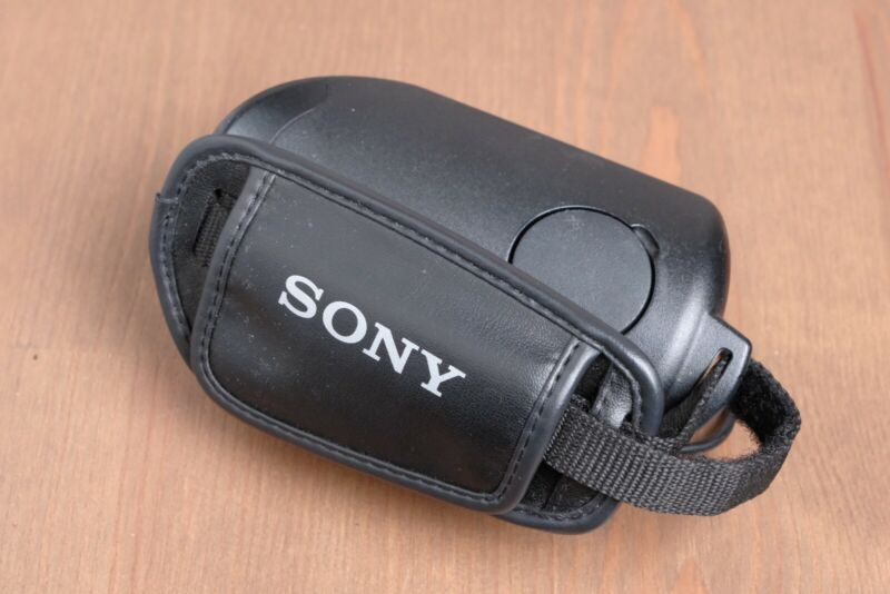 Sony NEX FS700 FS100 Side Grip with Record Button - Genuine Sony Part