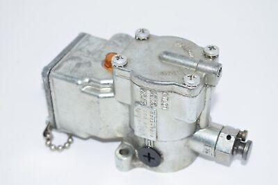 SCHRADER BELLOWS K065-9035 PILOT VALVE 120 Volts