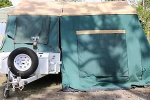 4 Wheel drive hard top & floor camper trailer.Good Cond Koah Tablelands Preview
