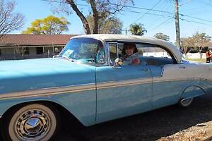 1956 Chevrolet Bel Air Sedan Green Valley Liverpool Area Preview