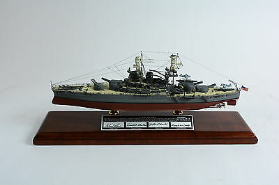 USS Arizona Ship model Franklin Mint Signature Edition 1:350