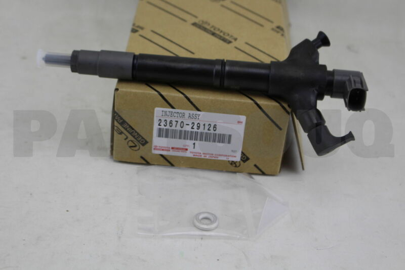 2367029126 Genuine Toyota Injector Assy 23670-29126