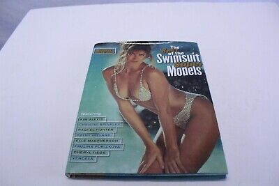 1995 Hard Cover Sports Illustrated The Best of Swimsuit Super