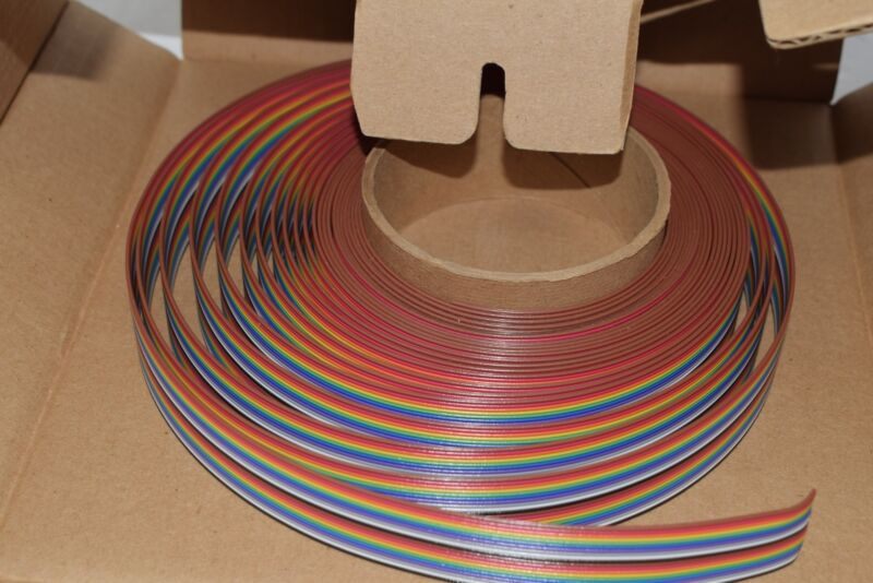 NEW 3302/26 Flat Ribbon Cable Multiple 26 Conductors 0.050