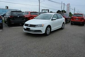 2015 Volkswagen Jetta Trendline+/CLEAN CARPROOF/ONE OWNER