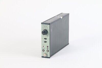 Bruel Kjaer Type 2651 Charge Amplifier- Missing Cover