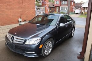 2011 Mercedes Benz c350 4matic