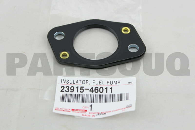 2391546011 Genuine Toyota Insulator, Fuel Pump 23915-46011