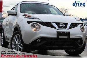 2016 Nissan Juke SL SUNROOF | REAR-VIEW CAMERA | HEATED SEATS