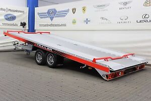 Z-Trailer AT35-21/53SW²-X -3.5t+SUPERLEICHT+MADEINGERMANY-