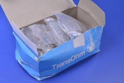 1000 Transohm Carbon Film Resistors 2.2 Megohms Ea. 12 Watt 5