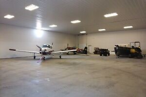 HWY 301 North- Hangar Warehouse for sale!