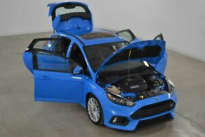 2016 Ford Focus RS AWD 2.3 Turbo GPS*Reccaro*Toit Ouvrant*