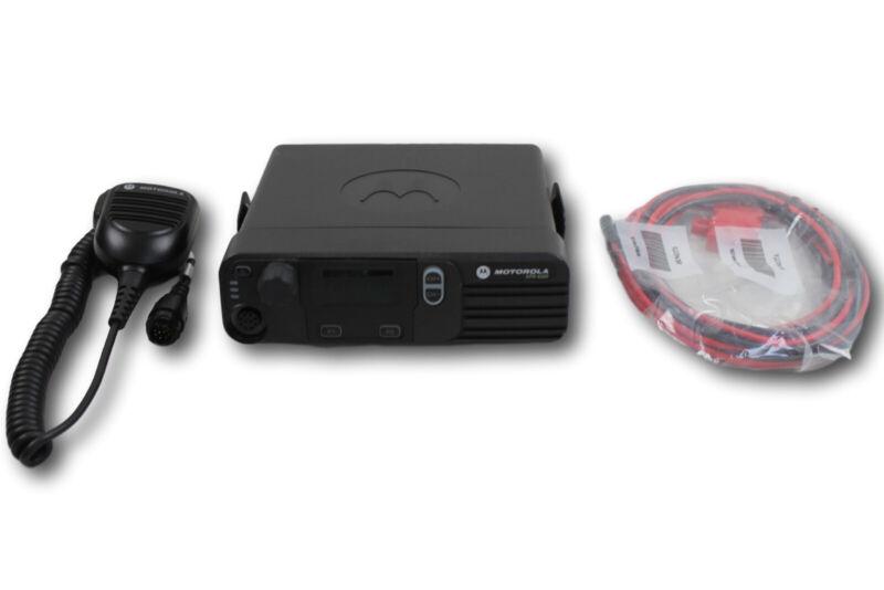 Motorola MotoTRBO XPR4350 UHF 403-470 32 CH Digital 25W