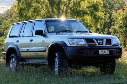 2001 Nissan Patrol 4.8