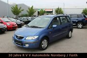 Mazda Premacy 1.9 Exclusive, Automatik, Standheizung
