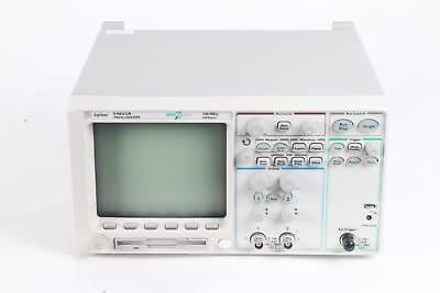 Hp Agilent 54622a 2-channel 100 Mhz Oscilloscope W N2757a Gpib Interface