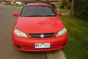 2007 Holden Viva Hatchback Werribee Wyndham Area Preview