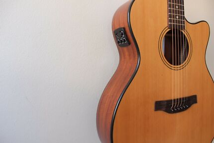 [100% BRAND NEW] Bowie's Electric/Acoustic Guitar