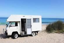 1983  Mitsubishi express 4wd offroad campervan Fremantle Fremantle Area Preview