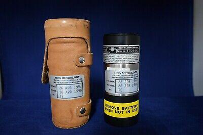 Bruel Kjaer Sound Level Calibrator Type 4230