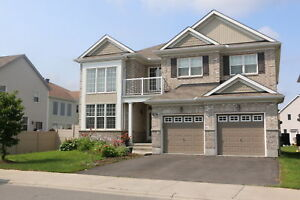 Stunning 4+2Bdm/5Bth Single Detached Home (2011),Orleans,Sep/Oct