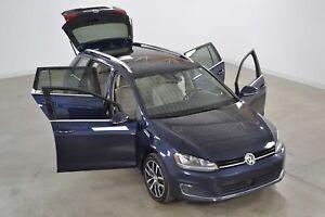 2015 Volkswagen Golf Wagon 1.8 TSi Highline GPS*Cuir*Toit Pano*C