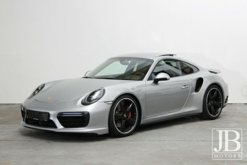 Porsche 991 911 Turbo Burmester ACC Kamera LED PDCC Lift