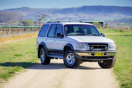 1998 Ford Explorer Wagon Bathurst Bathurst City Preview