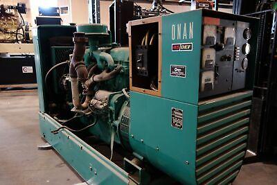 45kw Onanford Diesel Standby Generator
