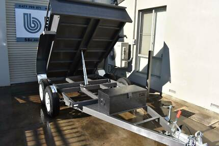 New 8X5 Hydraulic Tipper Trailer - Australian Made Holden Hill Tea Tree Gully Area Preview