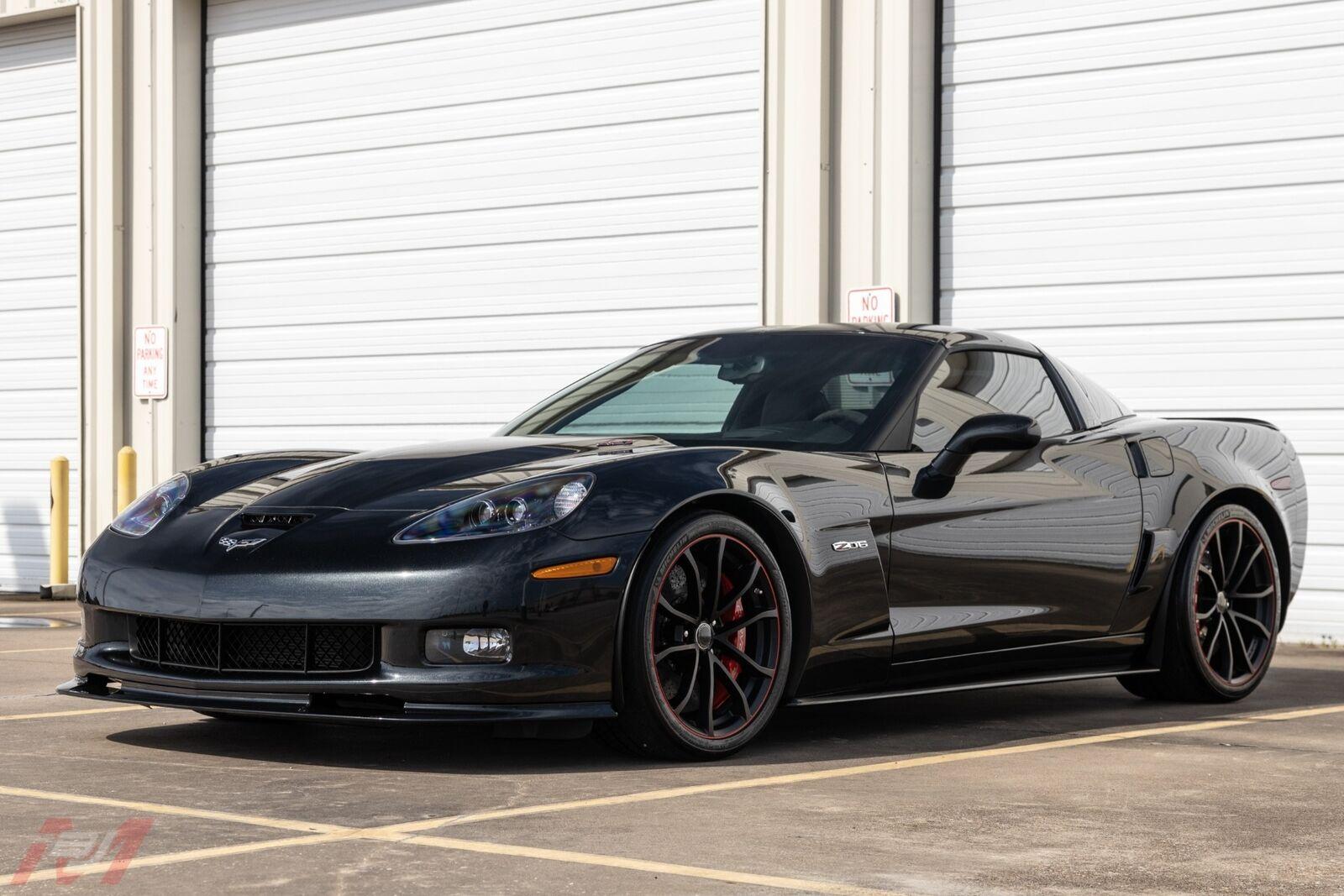2012 Carbon Flash Metallic Chevrolet Corvette Z06  | C6 Corvette Photo 8