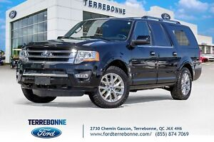 2017 Ford Expedition Max LIMITED CUIR TOIT NAVIGATION