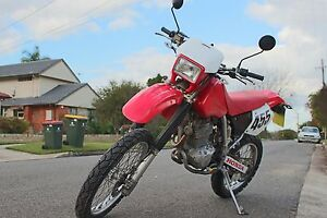 1999 Honda XR400 LAMS Ryde Ryde Area Preview